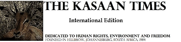 The Kasaan Times International edition