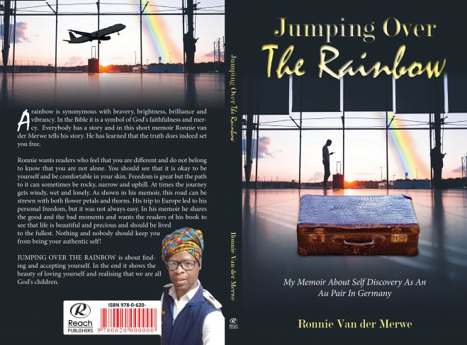JUMPING OVER THE RAINBOW by Ronnie Van der Merwe