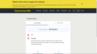 Is the financial service provider Western Union involved in Benin Scam?