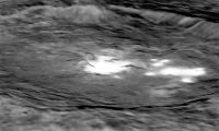 Snakes on Ceres?