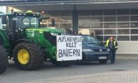 The peasants' protests continue with rallies – this time the Mercosur agreement