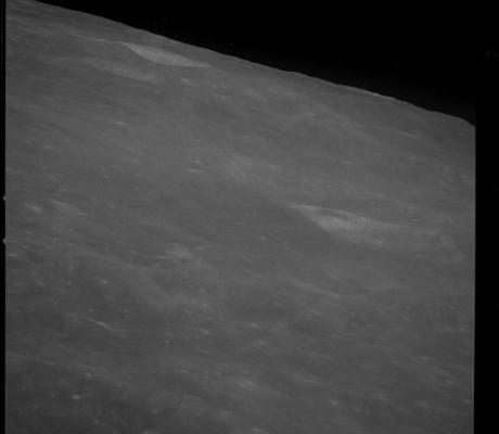 Moon views of an armchair astronaut