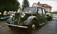A very British car - the Austin 14