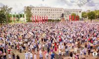 The end comes closer- people of Belarus are marching in thousands against Lukashenko